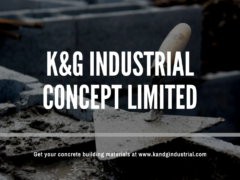Get your Concrete building materials
